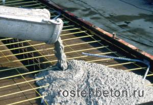 Купить бетон М400 по цене производителя РосТехБетон
