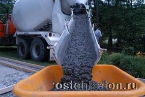 Услуги перевозки бетона миксером в Нижнем Новгороде