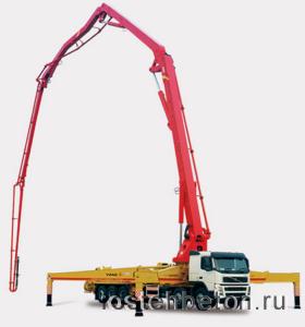 Закажите бетононасос в Нижнем Новгороде по приятной цене!