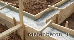 Доступная стоимость бетона для фундамента в Нижегородской области