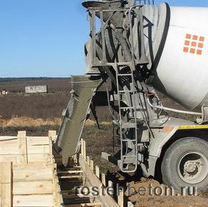 Бетон для фундамента в Нижнем Новгороде от РосТехБетон
