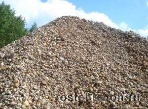 Купить песчано-гравийную смесь с доставкой от РосТехБетон - выгодно!