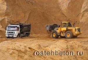 Купите камаз песка в Нижнем Новгороде по невысокой стоимости